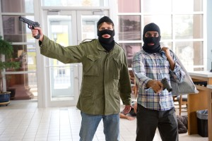 Bank Robbery Charges and the Potential Punishment